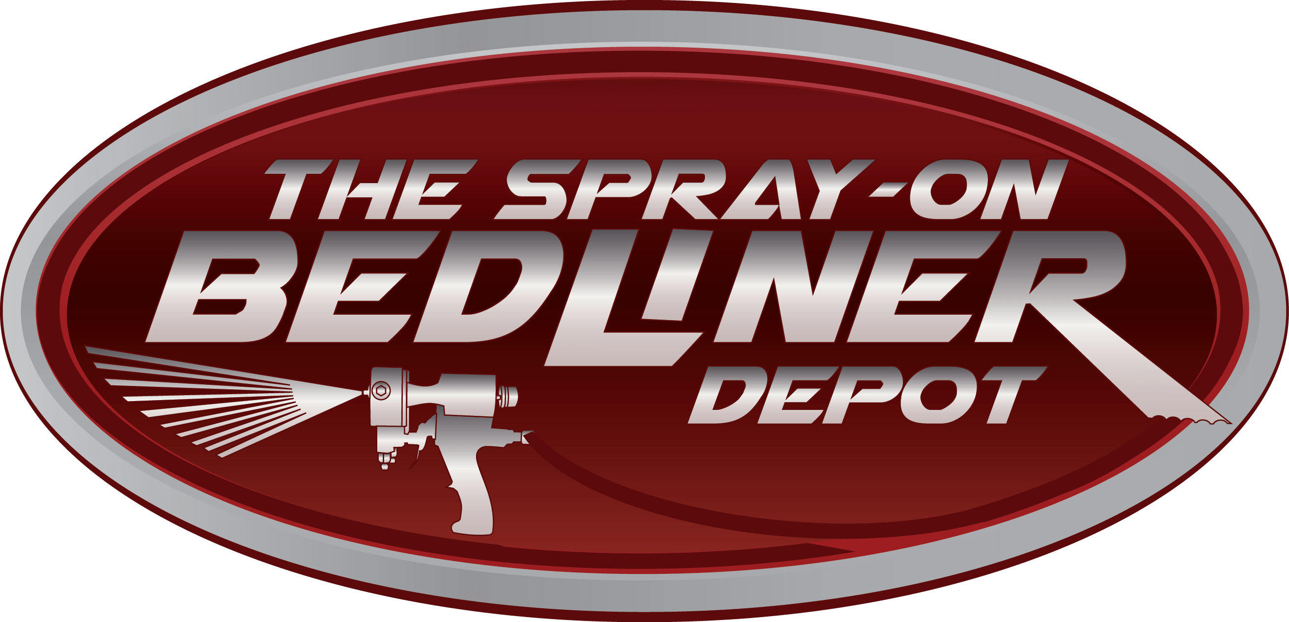 Spray On Bedliner Logo